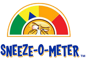 Sneeze-O-Meter, Charlotte's only pollen and mold counter
