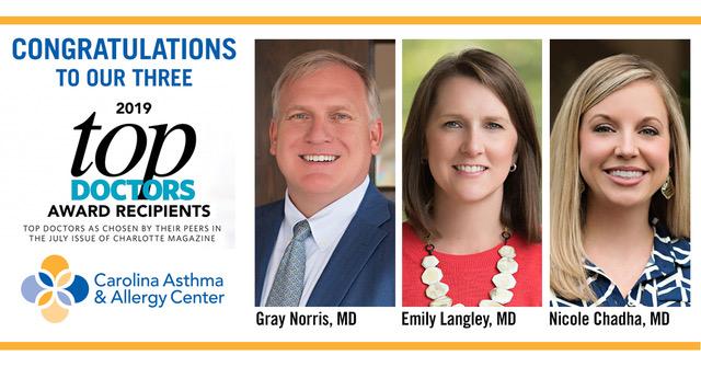 image003 Congratulations to our Top Docs Recipients!